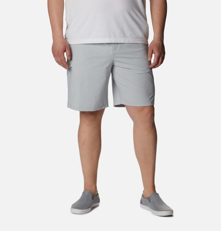 Grander Marlin™ II Offshore Short | 019 | 52 Men's PFG Grander Marlin™ II Offshore Shorts - Big, Cool Grey, front