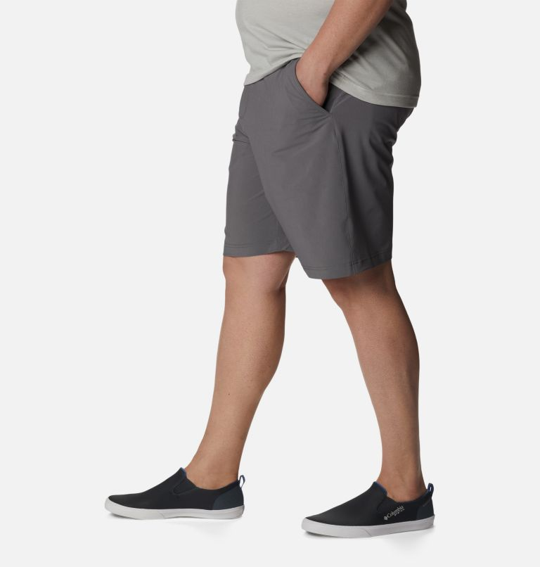 Grander Marlin™ II Offshore Short | 023 | 52 Men's PFG Grander Marlin™ II Offshore Shorts - Big, City Grey, a1