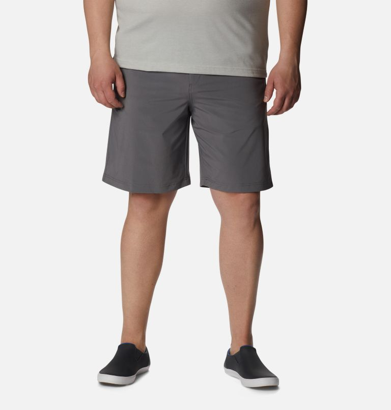 Grander Marlin™ II Offshore Short | 023 | 52 Men's PFG Grander Marlin™ II Offshore Shorts - Big, City Grey, front