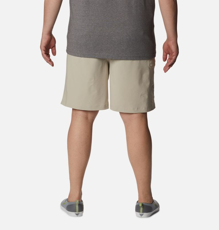 Grander Marlin™ II Offshore Short | 160 | 52 Men's PFG Grander Marlin™ II Offshore Shorts - Big, Fossil, back
