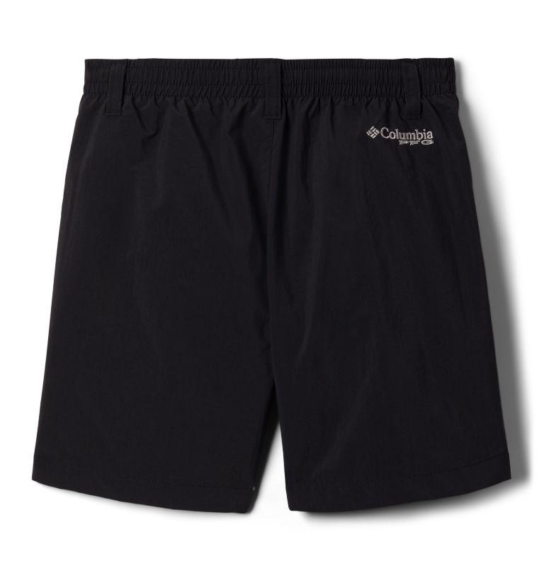 Backcast™ Boys Short | 010 | S Boys' PFG Backcast™ Shorts, Black, back