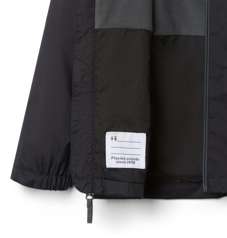 Rain-Zilla™ Jacket   015   L Boys' Rain-Zilla™ Jacket, Black, a1