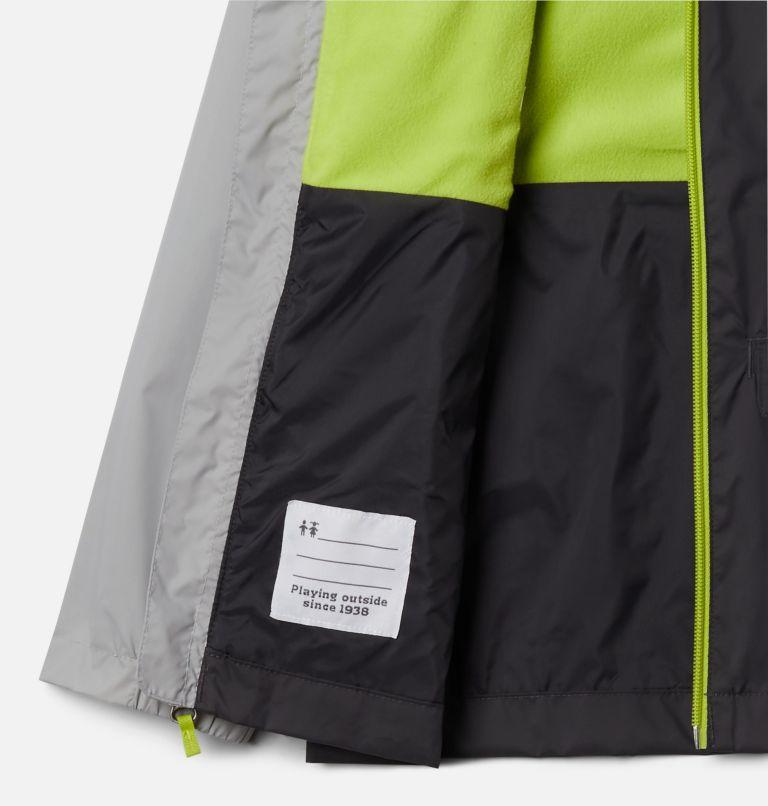 Rain-Zilla™ Jacket   017   S Boys' Rain-Zilla™ Jacket, Shark, Columbia Grey, a1