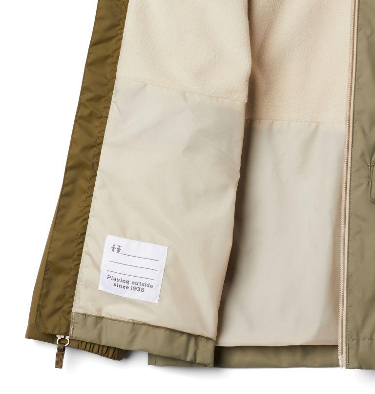 Rain-Zilla™ Jacket | 328 | L Boys' Rain-Zilla™ Jacket, New Olive, Stone Green, a1