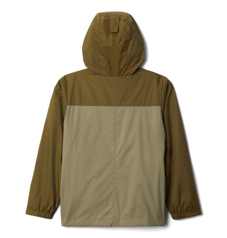 Rain-Zilla™ Jacket | 328 | L Boys' Rain-Zilla™ Jacket, New Olive, Stone Green, back