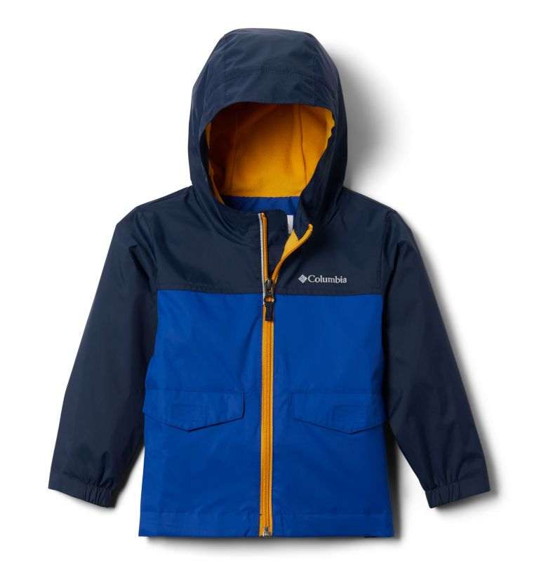 Boys' Toddler Rain-Zilla™ Jacket Boys' Toddler Rain-Zilla™ Jacket, front