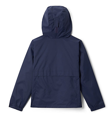 Girls' Rain-Zilla™ Jacket Rain-Zilla™ Jacket | 468 | XXS, Nocturnal, back