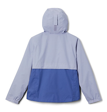 Veste Rain-Zilla™ pour fille Rain-Zilla™ Jacket | 468 | XXS, African Violet, Twilight, back
