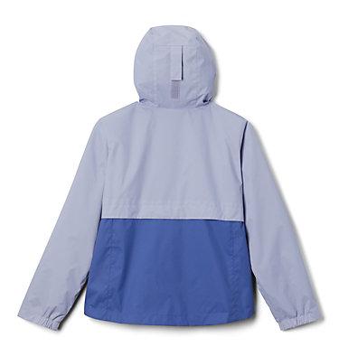 Girls' Rain-Zilla™ Jacket Rain-Zilla™ Jacket | 468 | XS, African Violet, Twilight, back