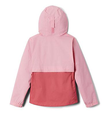 Girls' Rain-Zilla™ Jacket Rain-Zilla™ Jacket | 542 | L, Rouge Pink, Pink Orchid, back