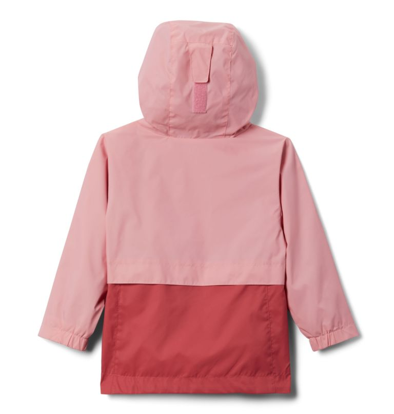 Girls' Toddler Rain-Zilla™ Jacket Girls' Toddler Rain-Zilla™ Jacket, back