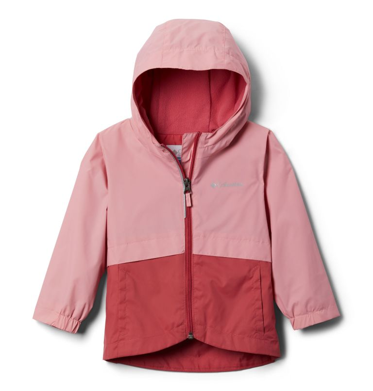 Girls' Toddler Rain-Zilla™ Jacket Girls' Toddler Rain-Zilla™ Jacket, front