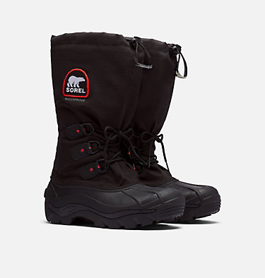 Men's Blizzard™ XT Boot BLIZZARD™ XT | 010 | 12, Black, Red Quartz, 3/4 front