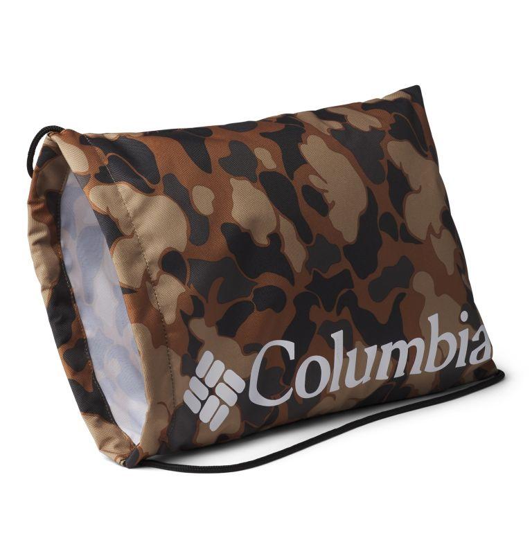 Columbia Drawstring™ Bag | 224 | O/S Columbia Drawstring Bag, Camel Brown Ibex Camo, White, a1
