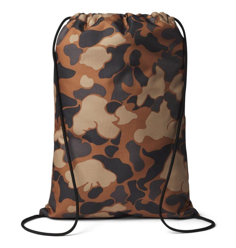 Columbia Drawstring™ Bag | 224 | O/S Columbia Drawstring Bag, Camel Brown Ibex Camo, White, back