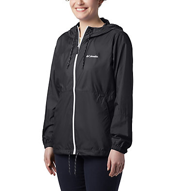 Women's Flash Forward™ Windbreaker  Flash Forward™ Windbreaker | 010 | XS, Black, front
