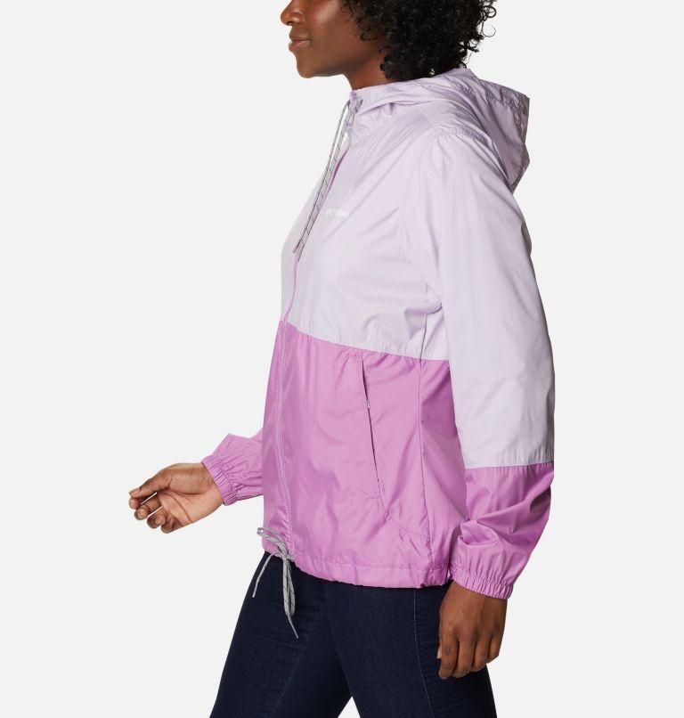 Flash Forward™ Windbreaker | 584 | XL Women's Flash Forward™ Windbreaker Jacket, Pale Lilac, Blossom Pink, a1