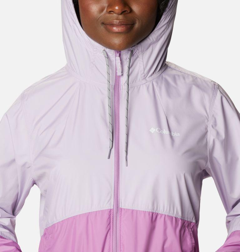 Flash Forward™ Windbreaker | 584 | XL Women's Flash Forward™ Windbreaker Jacket, Pale Lilac, Blossom Pink, a2