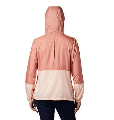 Women's Flash Forward™ Windbreaker  Flash Forward™ Windbreaker | 010 | XS, Cedar Blush, Peach Cloud, back