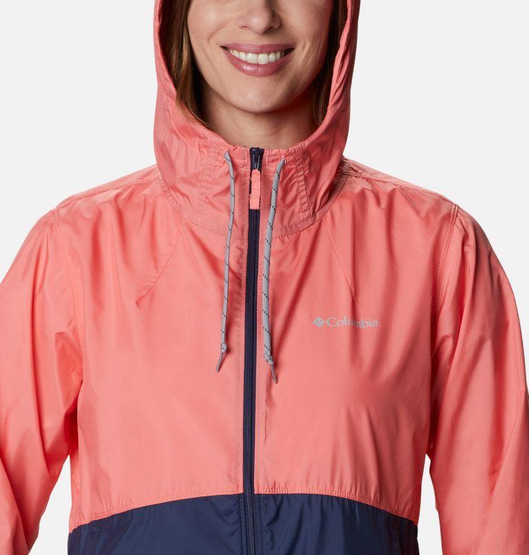 Flash Forward™ Windbreaker | 699 | L Women's Flash Forward™ Windbreaker Jacket, Salmon, Nocturnal, a2