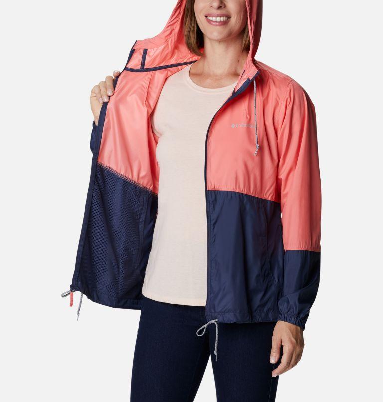 Flash Forward™ Windbreaker | 699 | L Women's Flash Forward™ Windbreaker Jacket, Salmon, Nocturnal, a3