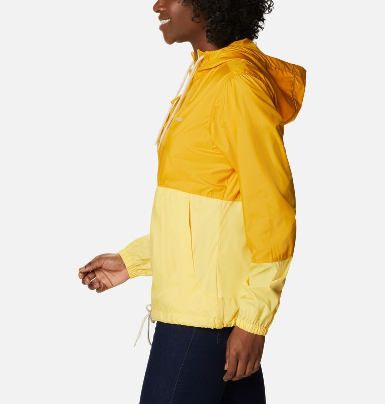 Flash Forward™ Windbreaker | 790 | L Women's Flash Forward™ Windbreaker Jacket, Bright Gold, Sun Glow, a1