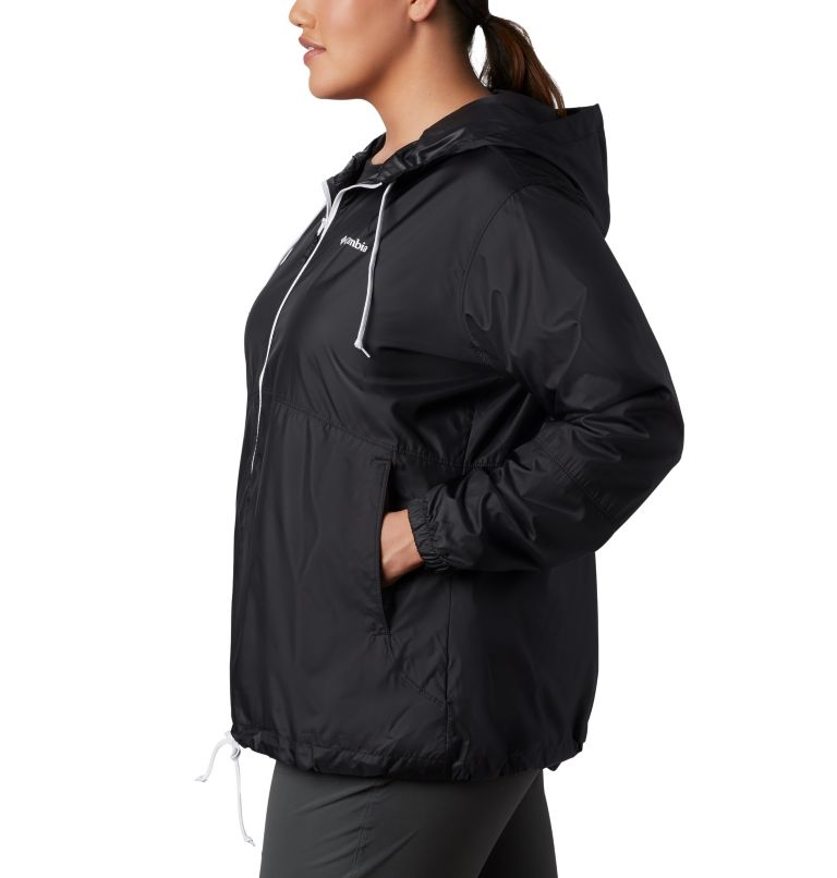 Women's Flash Forward™ Windbreaker Jacket - Plus Size Women's Flash Forward™ Windbreaker Jacket - Plus Size, a2