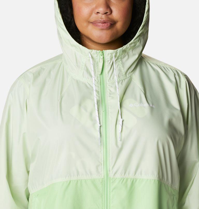 Women's Flash Forward™ Windbreaker Jacket - Plus Size Women's Flash Forward™ Windbreaker Jacket - Plus Size, a2
