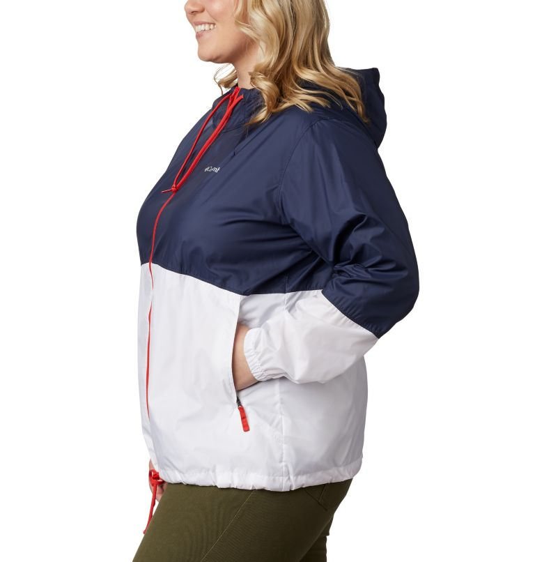 Women's Flash Forward™ Windbreaker Jacket - Plus Size Women's Flash Forward™ Windbreaker Jacket - Plus Size, a1