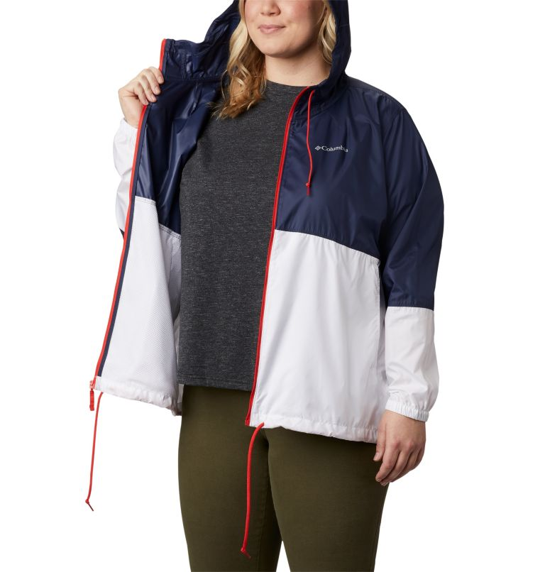 Women's Flash Forward™ Windbreaker Jacket - Plus Size Women's Flash Forward™ Windbreaker Jacket - Plus Size, a3