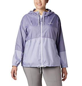 Women's Flash Forward™ Windbreaker Jacket - Plus Size