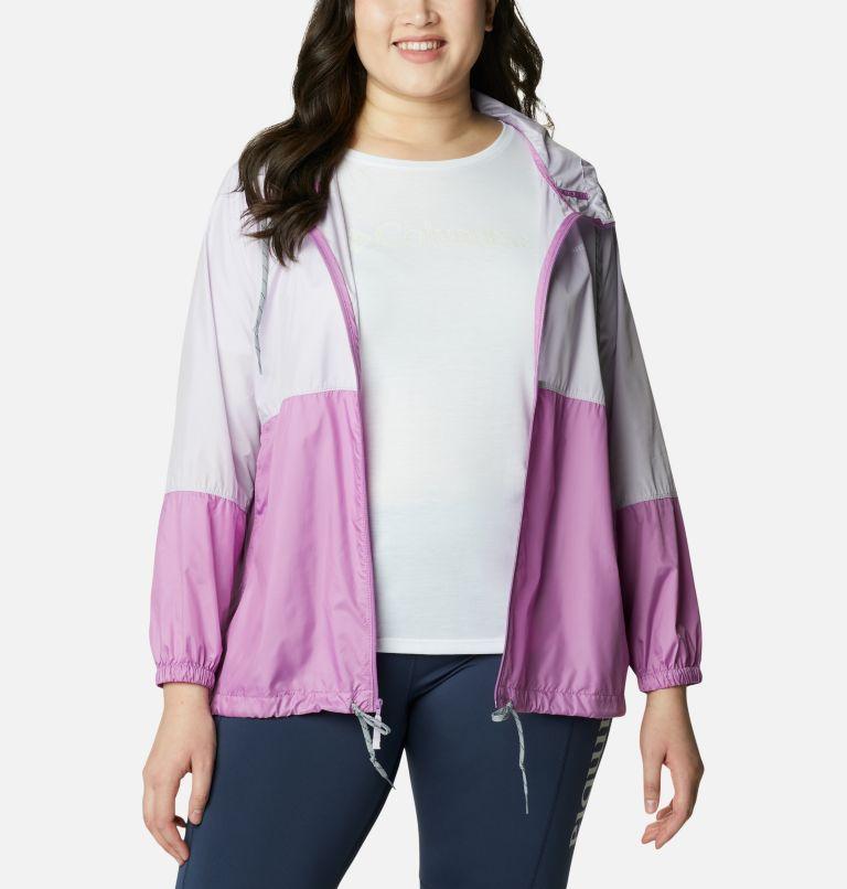 Women's Flash Forward™ Windbreaker Jacket - Plus Size Women's Flash Forward™ Windbreaker Jacket - Plus Size, a5