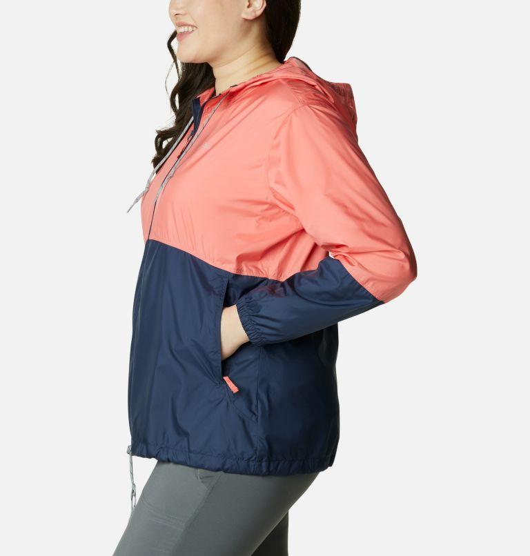Women's Flash Forward™ Windbreaker Jacket - Plus Size Women's Flash Forward™ Windbreaker Jacket - Plus Size, a1
