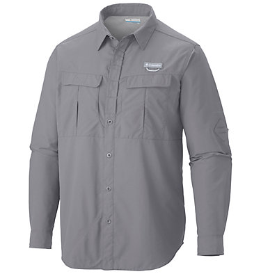 Men's Cascades Explorer™ Long Sleeve Shirt  , front