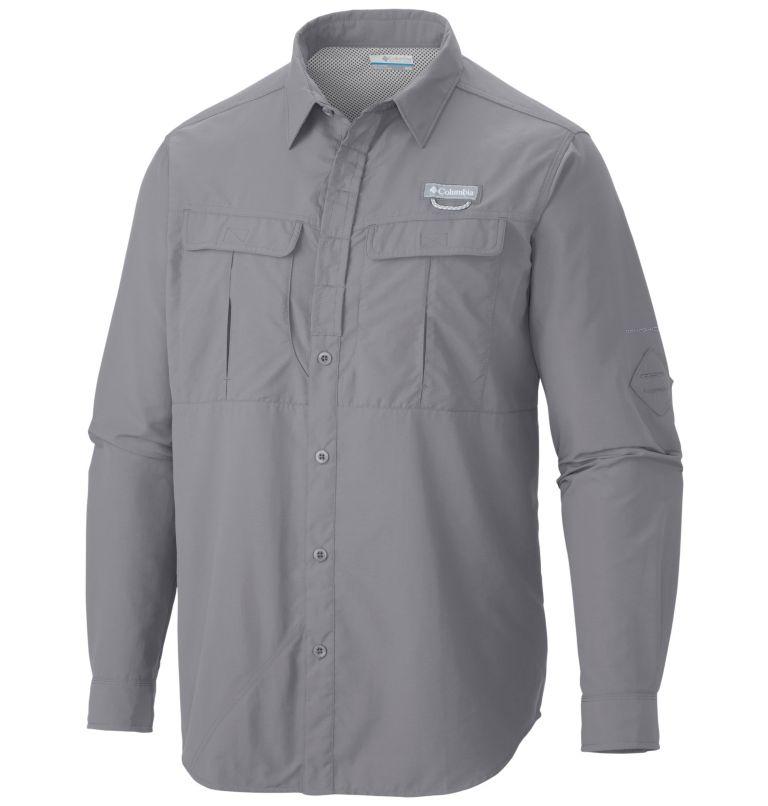 Men's Cascades Explorer™ Long Sleeve Shirt Men's Cascades Explorer™ Long Sleeve Shirt, front