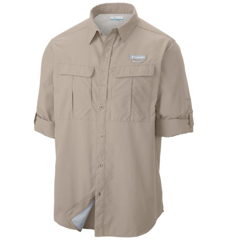 Men's Cascades Explorer™ Long Sleeve Shirt Men's Cascades Explorer™ Long Sleeve Shirt, a1