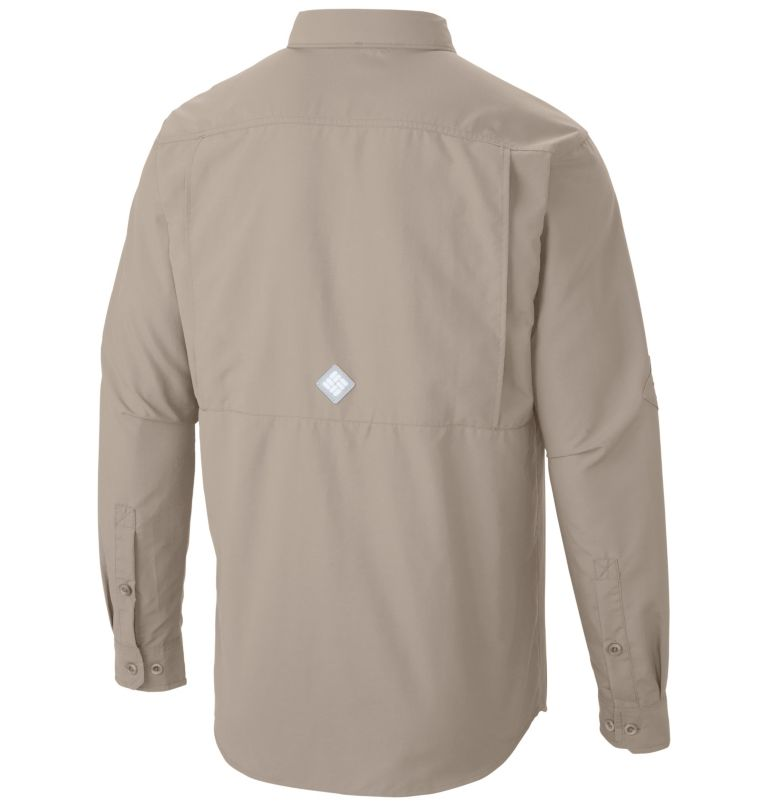 Men's Cascades Explorer™ Long Sleeve Shirt Men's Cascades Explorer™ Long Sleeve Shirt, back