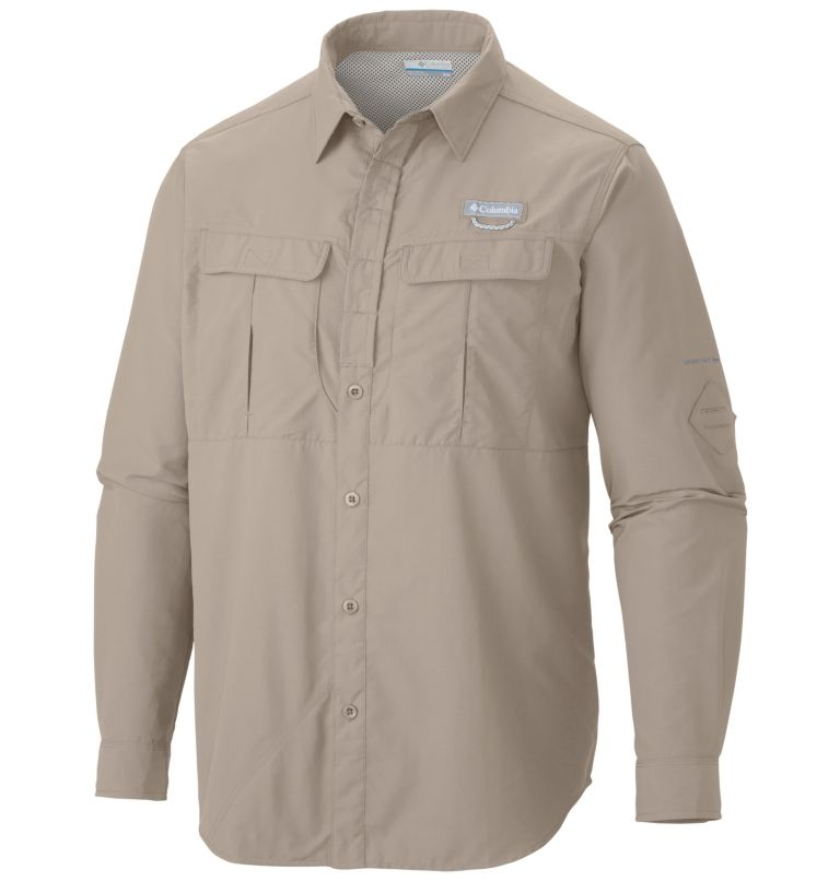 Men's Cascades Explorer™ Long Sleeve Shirt Men's Cascades Explorer™ Long Sleeve Shirt, front