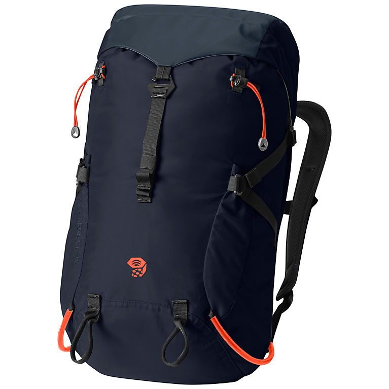 sophisticated technologies meet 100% authentic Scrambler™ 30 OutDry® Backpack