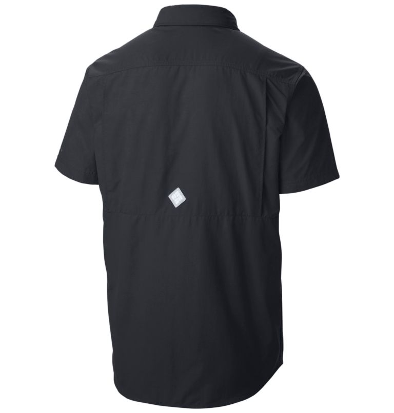 Men's Cascades Explorer™ Short Sleeve Shirt Men's Cascades Explorer™ Short Sleeve Shirt, back