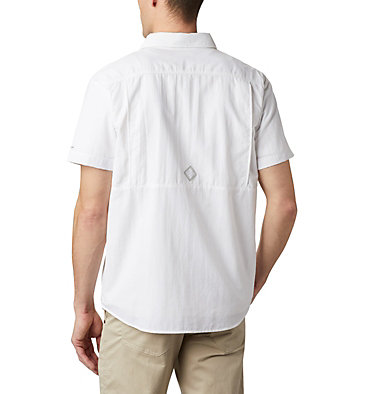 Men's Cascades Explorer™ Short Sleeve Shirt , back