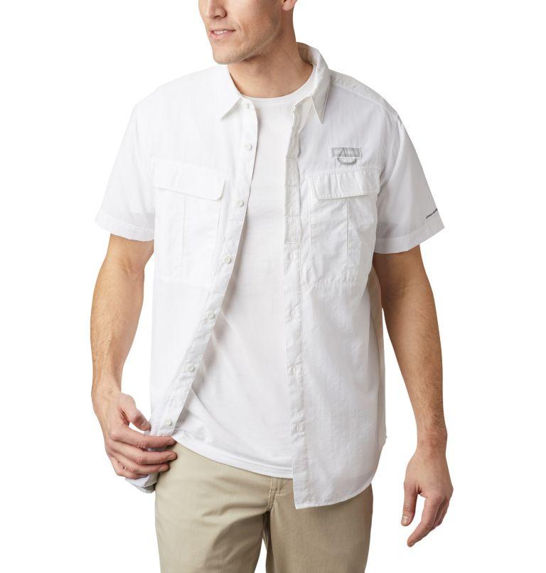 Men's Cascades Explorer™ Short Sleeve Shirt Men's Cascades Explorer™ Short Sleeve Shirt, front