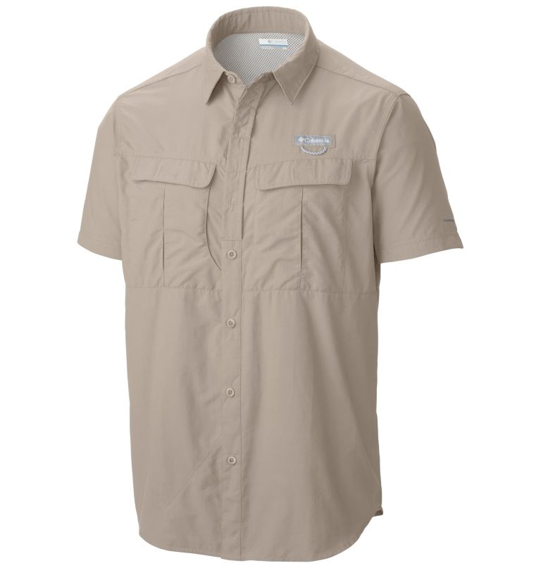 Men's Cascades Explorer™ Short Sleeve Shirt Men's Cascades Explorer™ Short Sleeve Shirt, front
