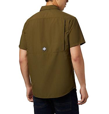 Men's Cascades Explorer™ Short Sleeve Shirt Cascades Explorer™ Short Sleev   100   L, New Olive, back