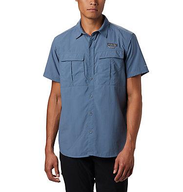 Men's Cascades Explorer™ Short Sleeve Shirt Cascades Explorer™ Short Sleev   100   L, Mountain, front
