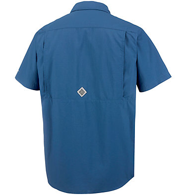 Men's Cascades Explorer™ Short Sleeve Shirt , back