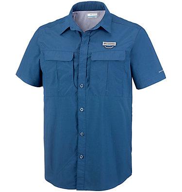 Men's Cascades Explorer™ Short Sleeve Shirt Cascades Explorer™ Short Sleev   100   L, Carbon, front