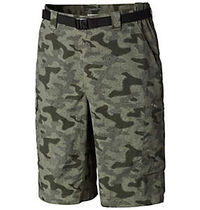 Men's Silver Ridge™ Printed Cargo Short