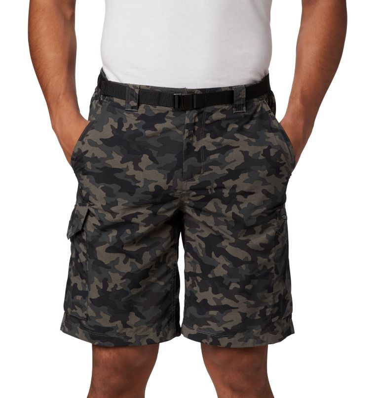 Men's Silver Ridge™ Printed Cargo Shorts Men's Silver Ridge™ Printed Cargo Shorts, a1