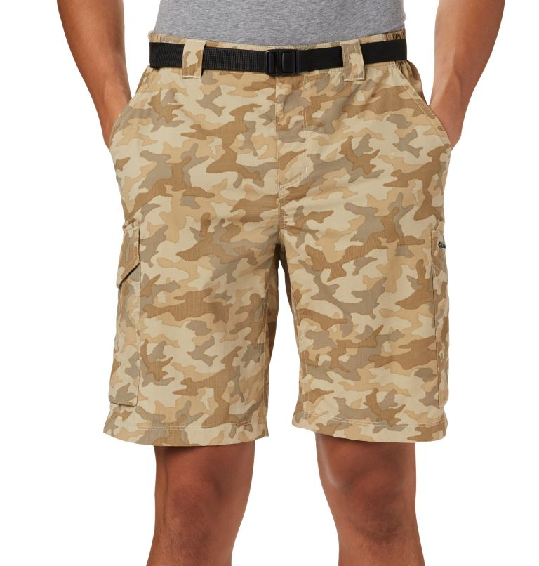 Men's Silver Ridge™ Printed Cargo Shorts Men's Silver Ridge™ Printed Cargo Shorts, a1